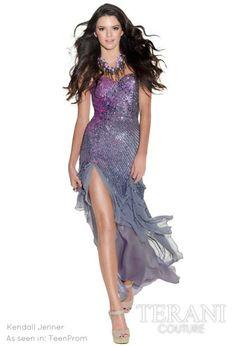 Terani 1318P at Prom Dress Shop