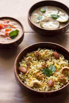 kashmiri pulao #indian #food