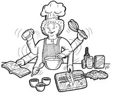 Χρήσιμες συμβουλές για να μαγειρεύετε εύκολα, γρήγορα και χωρίς κόπο   Ακολουθήστε αυτά τα βήματα και κάντε το καθημερινό σας μαγείρεμα παιχνιδάκι!