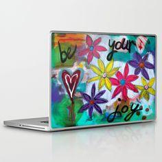 Be Your Joy Laptop & iPad Skin