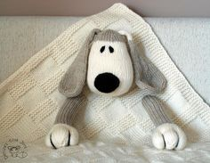 Knit yourself a pet: read more at LoveKnitting