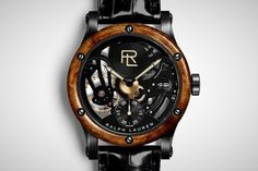 Ralph Lauren RL Automotive Skeleton Watch   Men's Gear