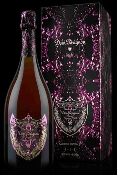 Dom Perignon Limited Edition Metamorphosis Rose Gift 2003  Dom Perignon Limited Edition Metamorphosis Rose Gift 2003 The 2003 vintage is one of superlatives: a year like no other, defined by extremes.