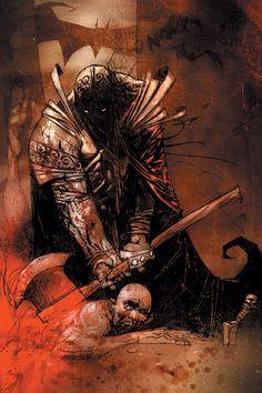 Spawn (Covenant) screenshots, images and pictures - Comic Vine Comic Book Artists, Comic Books Art, Comic Art, Bd Comics, Image Comics, Spawn Comics, Dark Fantasy, Fantasy Art, Samurai Art