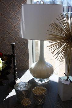 The Nest Egg in Fairfax, VA Regina Andrew Lamp, Dash & Albert rug