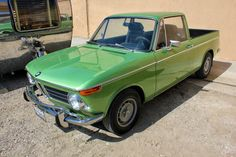 1960s BMW Pickup Truck Conversion Maintenance/restoration of old/vintage vehicles: the material for new cogs/casters/gears/pads could be cast polyamide which I (Cast polyamide) can produce. My contact: tatjana.alic@windowslive.com