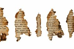Qumran & the Dead Sea Scrolls