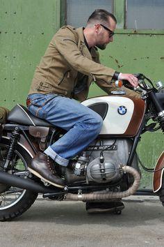 Custom BMW R100/7
