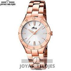 ⬆️😍✅ Lotus  0 - color oro rosa 😍⬆️✅ Fantástico Modelo de la Colección de Relojes LOTUS ➡️ PRECIO 84.65 € Lo puedes comprar en 😍 https://www.joyasyrelojesonline.es/producto/lotus-0-reloj-de-cuarzo-para-mujer-con-correa-de-acero-inoxidable-color-oro-rosa/ 😍 ¡¡Ofertas Limitadas!!