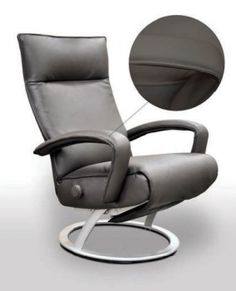 Shop Cressina for Gaga Recliner Chair by LAFER. Gaga Recliner features an all leather covered body with arched legs that support your arms.  sc 1 st  Pinterest & The Olivia recliner chair by Lafer Recliner is a full leather ... islam-shia.org