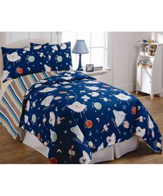 Outer Space Quilt