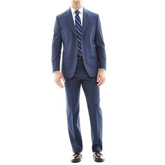 Stafford® Travel Suit Separates - JCPenney