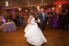 Saphire purple uplighting http://blog.prinosphotography.com/emily-and-dougs-wedding-at-saphire-estate-in-sharon-ma-3777