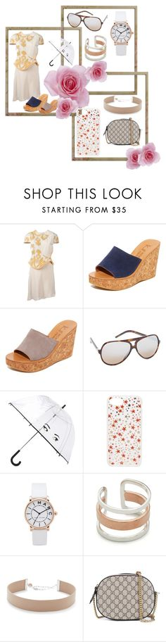 """Modalist Cash Back & Offers"" by justinallison ❤ liked on Polyvore featuring 3.1 Phillip Lim, K. Jacques, Marc Jacobs, Kate Spade, Sonix, Maya Magal, Jennifer Zeuner and Gucci"