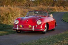 Porsche 356 cabriolet de 1952