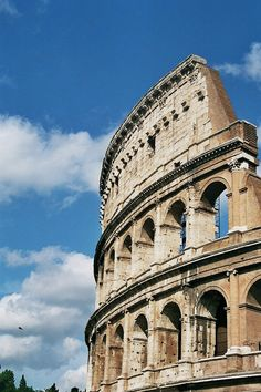 I was here. Roma.