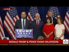 Trump Director of Social Media Dan Scavino on Donald Trump's YUUUGE Soci...