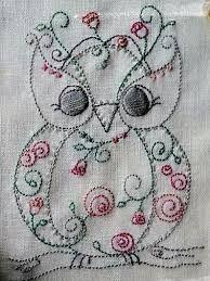 Afbeeldingsresultaat voor bordado livre com tecnicavariadas Simple Embroidery, Embroidery Hoop Art, Hand Embroidery Designs, Vintage Embroidery, Ribbon Embroidery, Cross Stitch Embroidery, Embroidery Patterns, Machine Embroidery Projects, Embroidery Techniques