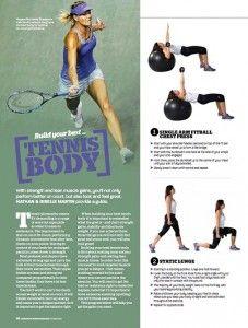 Build Your Best Tennis Body