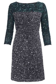 French Connection, Spiegal Sequins Tunic Dress