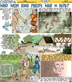 SOLutions: Who won King Philip's war in 1676?