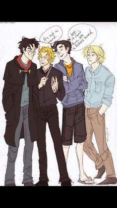 My Fandom boys all that's missing is Finnick!