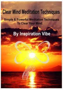 Clear Mind Meditation Techniques.  Meditation has been around for thousands of years. There are more people than ever engaging in meditation and self-improvement. #meditation #manifesting #mind http://inspirationvibe.com