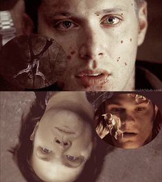 """"""" I know he's living in hell every single day And so I ask, oh God is there some way for me to take his place? """""""