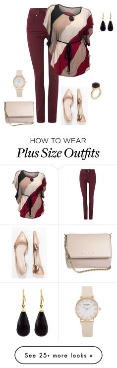 """""""outfit 3987"""" by natalyag on Polyvore featuring Salsa, Zign, Givenchy, 8 and Effy Jewelry"""