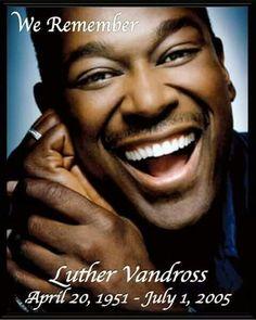Happy Birthday Luther Vandross!