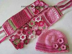 40 mejores imágenes de Boinas en Crochet 3b92d5c2479