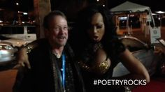 "Stephen Silha and Renato perform ""Nipples And Cocks"" by James Broughton in this poetic red carpet moment captured at the Palm Springs International Film Festival.  Discover more amazing poetry in the award winning documentary  BIG JOY: The Adventures of James Broughton ~ http://www.bigjoy.org"