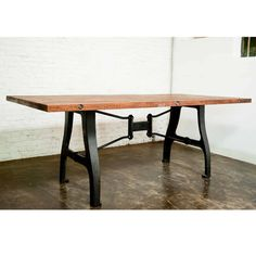 District Eight Design V4 Dining Table & Reviews | Wayfair