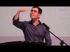"""Seminário: """"As curas de Jesus - os milagres do Evangelho"""" 2ª parte/2 com Haroldo Dutra Dias"""