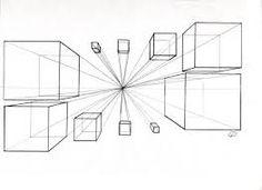 Afbeeldingsresultaat voor perspectief tekenen straat for Kamer 3d tekenen
