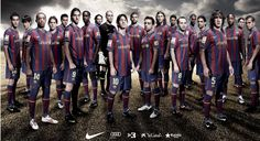 Photo of 2009/10 HQ for fans of FC Barcelona.