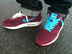 sale retailer be2ec be787 Nike Air Max 1 Patta x Parra Missed the release a while back but would pay