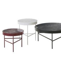 Tisch Mit Steinplatte Oval