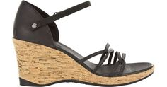 Womens Riviera Wedge Strappy By Teva Footwear  www.backpackerqualitygear.com