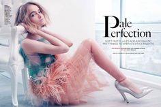Tatler Hong Kong May Issue 2012 Latex Haute Couture & Lingerie from Berlin   TATLER Hong Kong