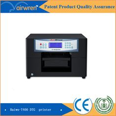 digital textile t shirt printer automatic canvas printing machine for sale