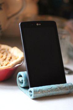 Resultado de imagen para ceramic handmade Cell Phone Holder                                                                                                                                                                                 More