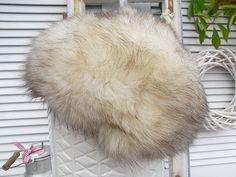 Vintage Hüte - Pelz Fuchs Damen Hut Kappe Mütze shabby chic - ein Designerstück von artdecoundso bei DaWanda