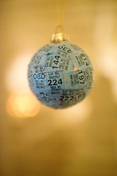 This is so funny, but a great idea! If you're a military family, you get it. Military Moving Ornament  ©Amy B Photography 2013