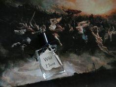 Wild Hunt Cologne Oil Celtic Legend Collection