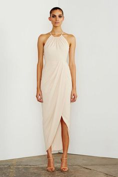 Shona joy nude dress