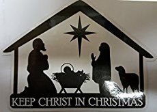 Chris is the reason for the season. Here are 14 ways to keep Christ in Christmas, particularly geared toward those with children.