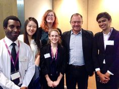 A selection of tourism students from the International Travel College (ITC) recently attended the Tourism New Zealand Roadshow in Auckland.