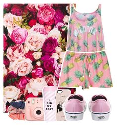 """""""Anything Pink!"""" by enola123 ❤ liked on Polyvore"""