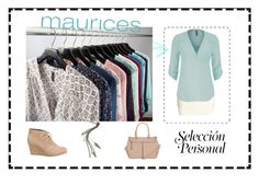 """""""Something Personal with maurices"""" by bi-be on Polyvore featuring maurices and H&M"""
